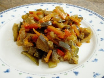 Recetas de Cocina: VERDURAS ORIENTALES