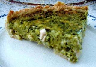 Recetas de Cocina: TARTA DE BRÓCOLI