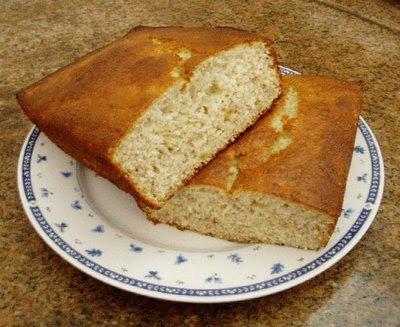 Recetas de Cocina: TORTA DE BANANA