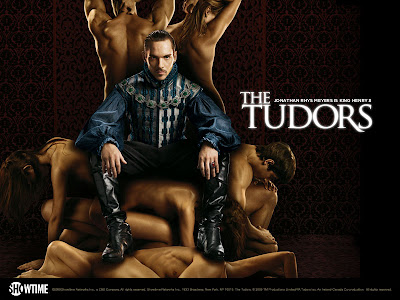 THE TUDORS: Tercera temporada de The Tudors