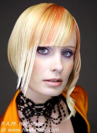 hair colours and styles. hair colours and styles.