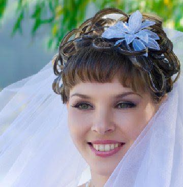 Wedding Hairstyles For Short Hair Gallery-009