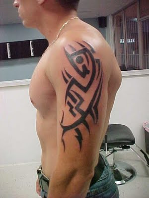 Best Tribal Tattoo Design A tribal design usually symbolizes the group to