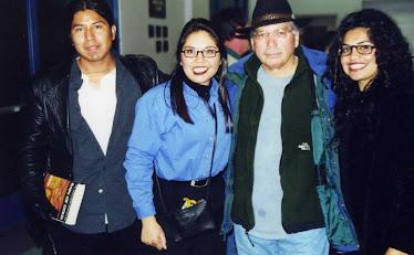 Paulino A. Mendoza, Victor Villaseñor, Mireya Gutiérrez-Agüero, and Sonia Gutiérrez (2002)