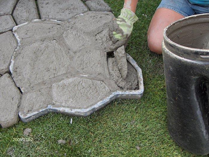 Pon linda tu casa pisos de piedras for Baldosas para el jardin