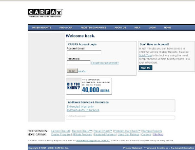 carfax login password, carfax dealer login, carfax login page, free carfax login, Www.carfax.com login, CARFAX Account Access