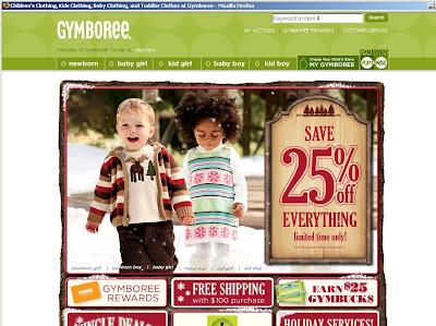 Gymboree Canada Online - www.Gymboree.com Canada