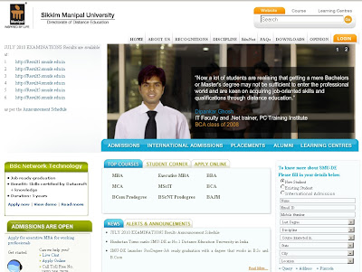 Smu Student Login Guide at smude.edu.in