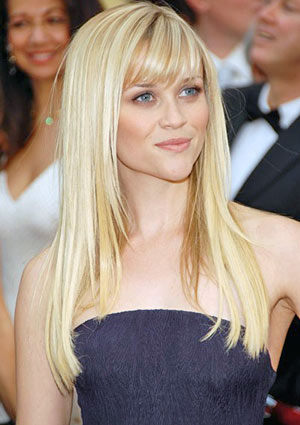hairstyles for long hair with fringe. full fringe hairstyles. full