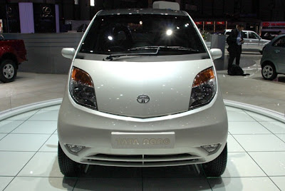 Tata Nano Booking 2010 started again