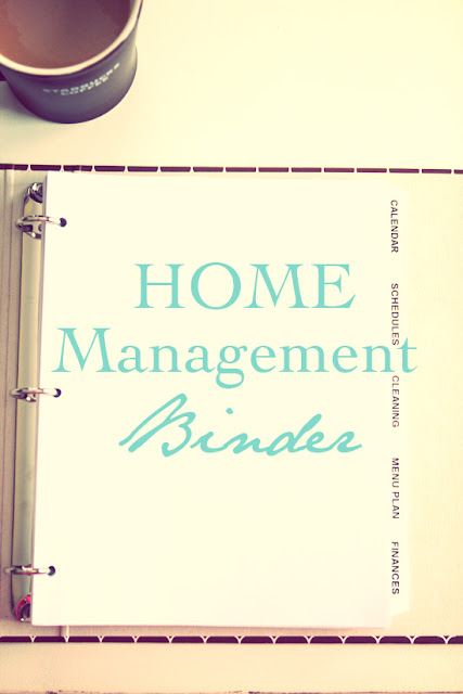 How To Make A Home Management Binder A Bowl Full Of Lemons