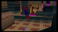 Spiderman Ingame