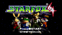 Starfox Title