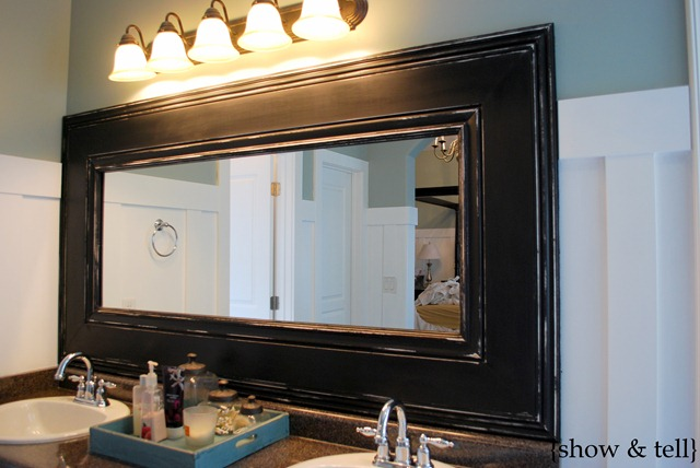 Creative Decorating B Is For A Blue Brown Bathroom