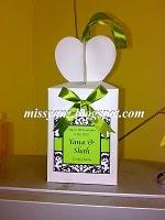 Door Gift Majlis Risik + Tunang