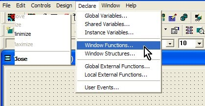 Powerbuilder world powerbuilder window function for Window functions