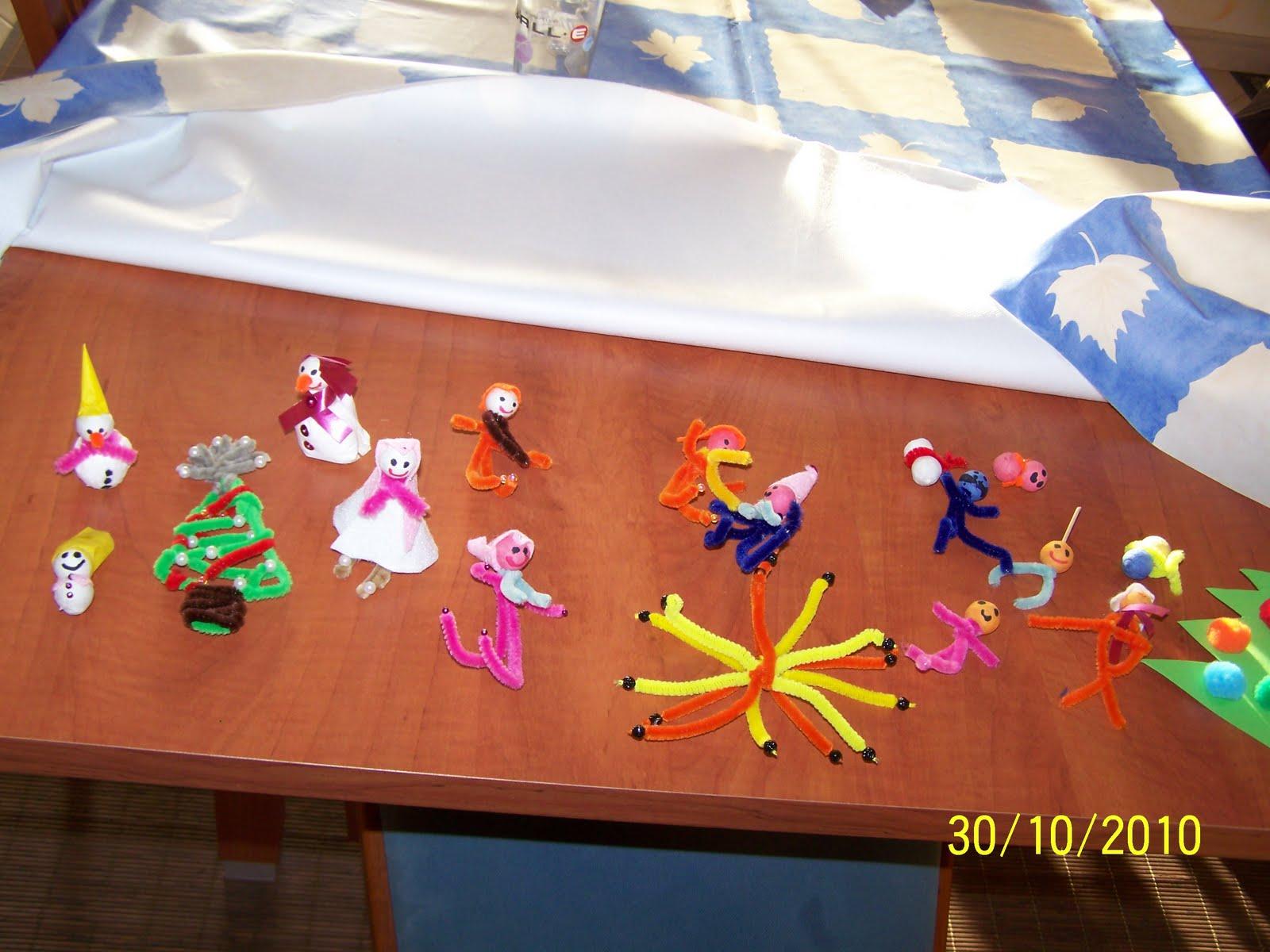 Mes idees de sorties sympa bricolage de noel avec les enfants - Bricolage enfant noel ...