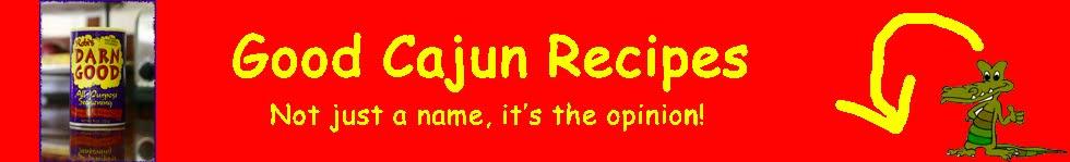 Darn Good Cajun Recipes