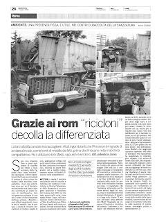 AMA: Nuova Isola Ecologica nel Municipio XIX in Via Mattia Battistini