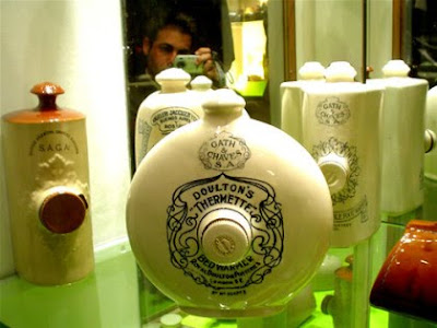 Puesta en valor colecci n de calientapi s de for Ceramica buenos aires