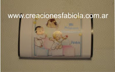 chocolate personalizado comunion