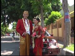 Pernikahan Di Gedung EKO KAPTI