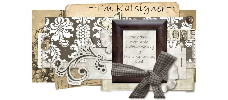 I'm Katsigner