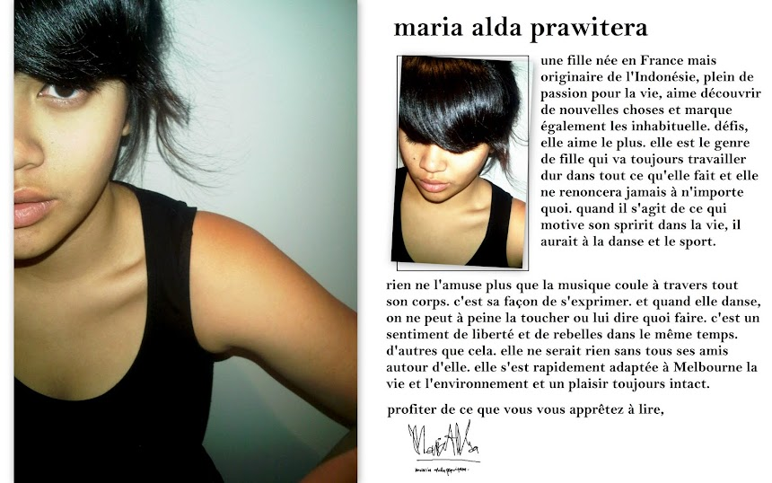 Maria Alda Prawitera