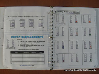 Worksheets Water Displacement Worksheet volume by water displacement worksheet