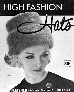 High Fashion Hats Cover