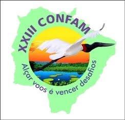 Campo Grande - MS sedia XXIII CONFAM  de 12 a 15 de maio de 2.011