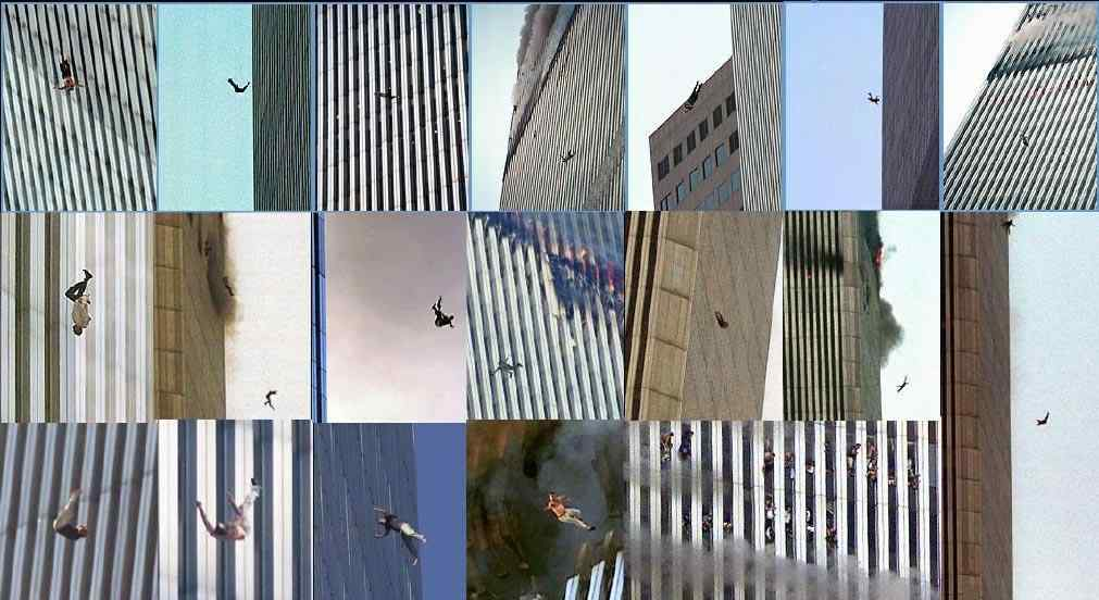 Politics and World News: 911 Photos Jumpers Are Remembered ...