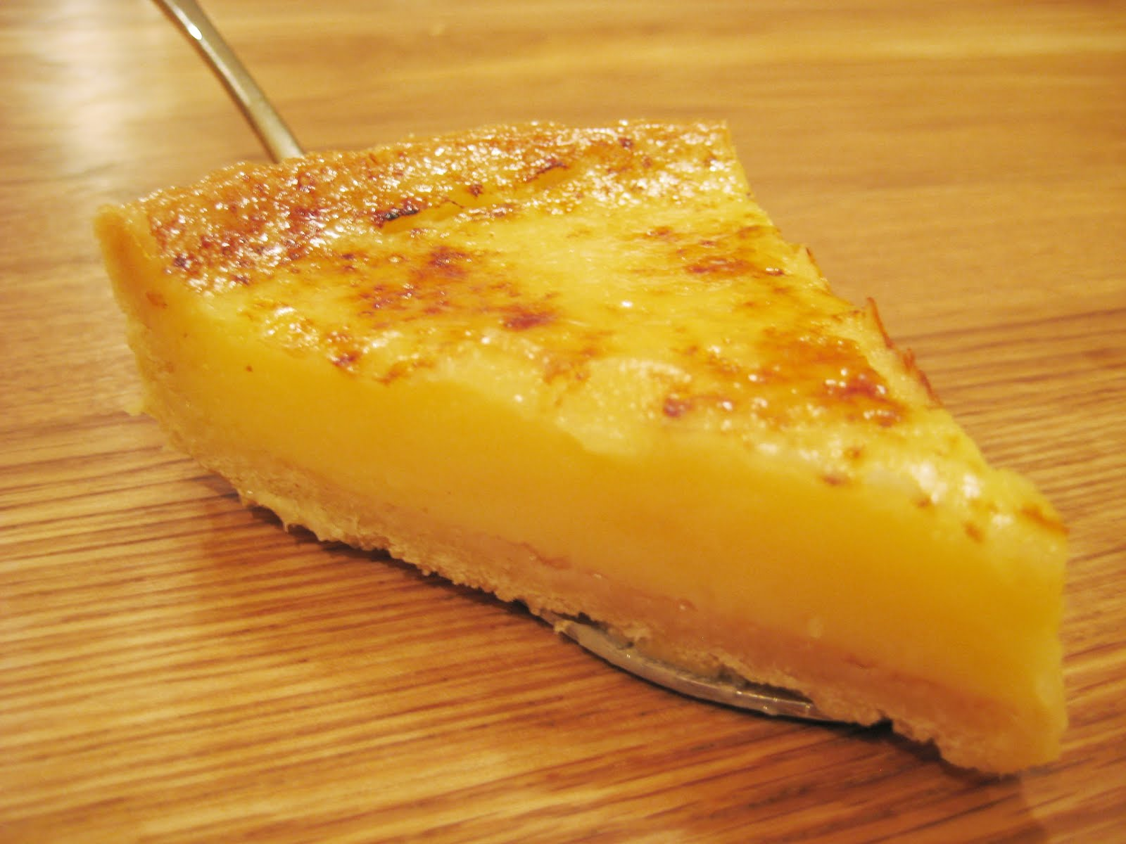 The Apprentice Gourmet by Trevor Thornton: Quick Lemon Tart