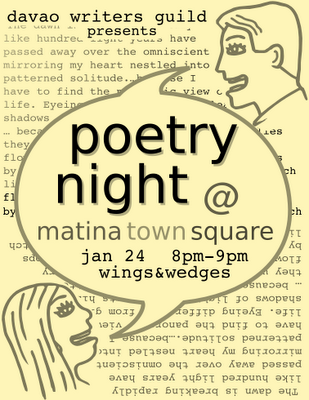 Poetry Night 2 Davao City