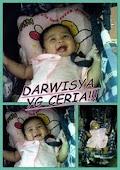Nur Darwisya Damia 4 months  on 06/12/09