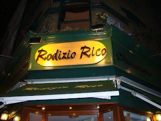 """Rodizio Rico"" Churrascaria Londres Bayswater"