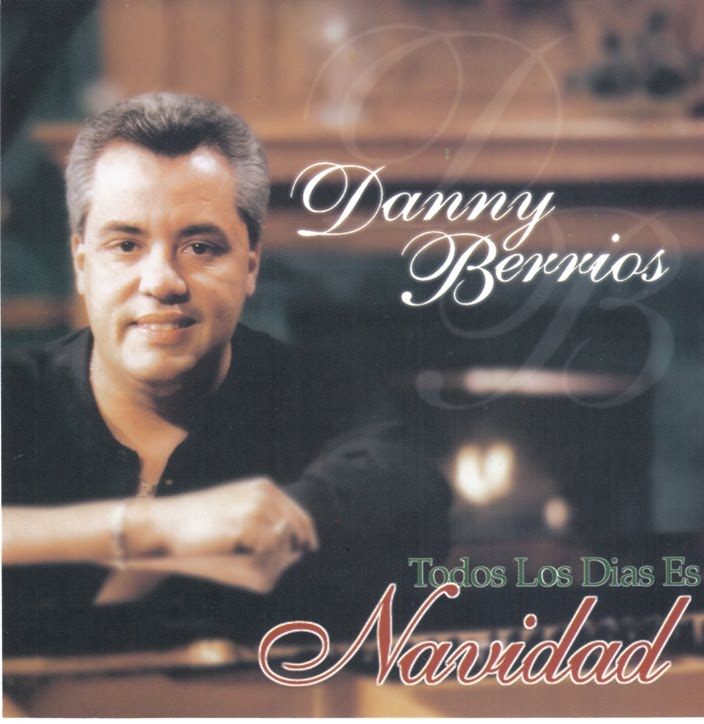 cd Danny Berrios todos los dias es navidad Danny+Navidad