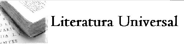 Espacio Literatura Universal