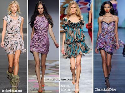 2010 yaz desenli kumas moda trend 6