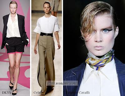 beyaz gomlek modelleri 2010 yaz sezon modasi 4
