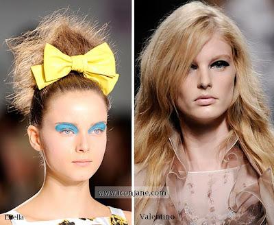 2010 yaz makyaj trend moda goz fari 2