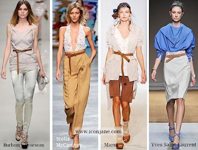 2010 ilkbahar yaz moda trend kemer modelleri 5