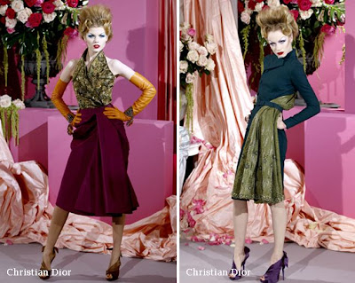 christian dior ilkbahar 2010 couture 4