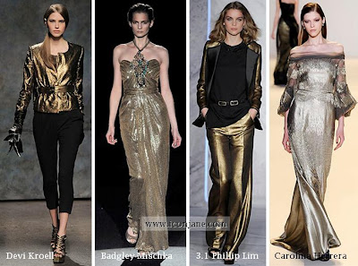 dore altin rengi elbise 2011 kis 3
