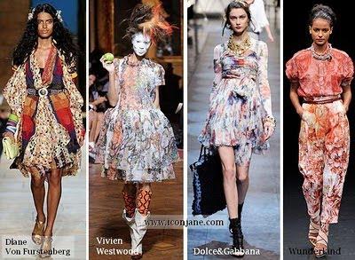 2010 yaz desenli kumas moda trend 10