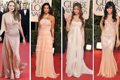 2009 en moda pudra elbiseler
