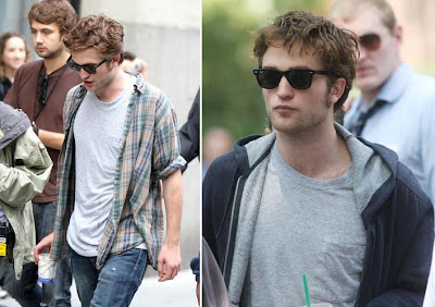 robert pattinson stili 2