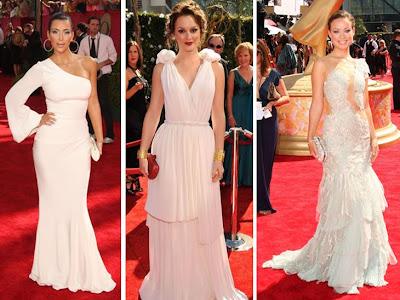 beyaz elbiseler 2009 2010