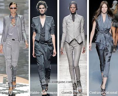 2010 yaz trend moda renk gri 4