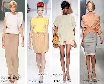 2010 ilkbahar yaz pastel renkli elbise kiyafet 3